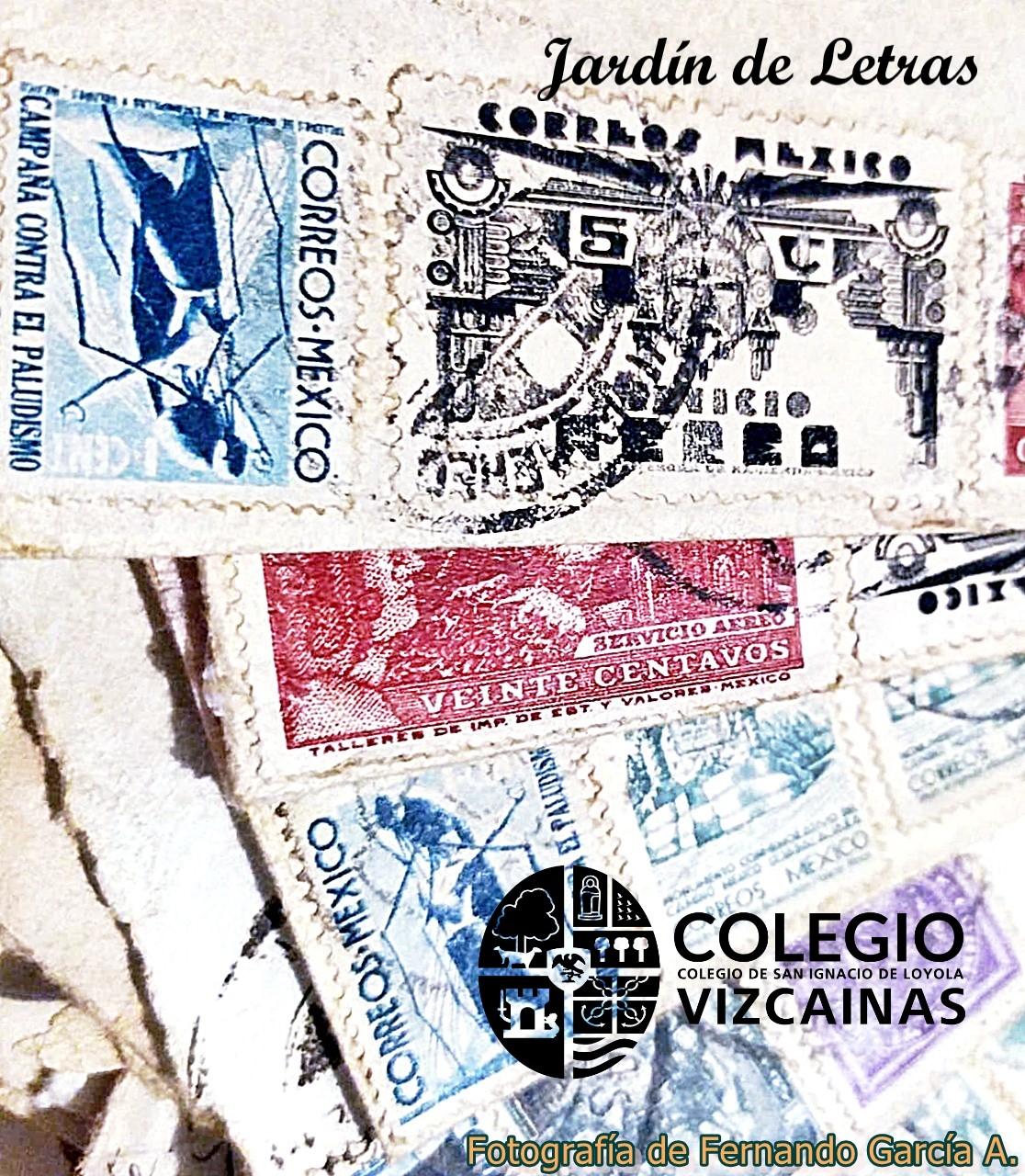 jardín de letras - Colegio Vizcaínas