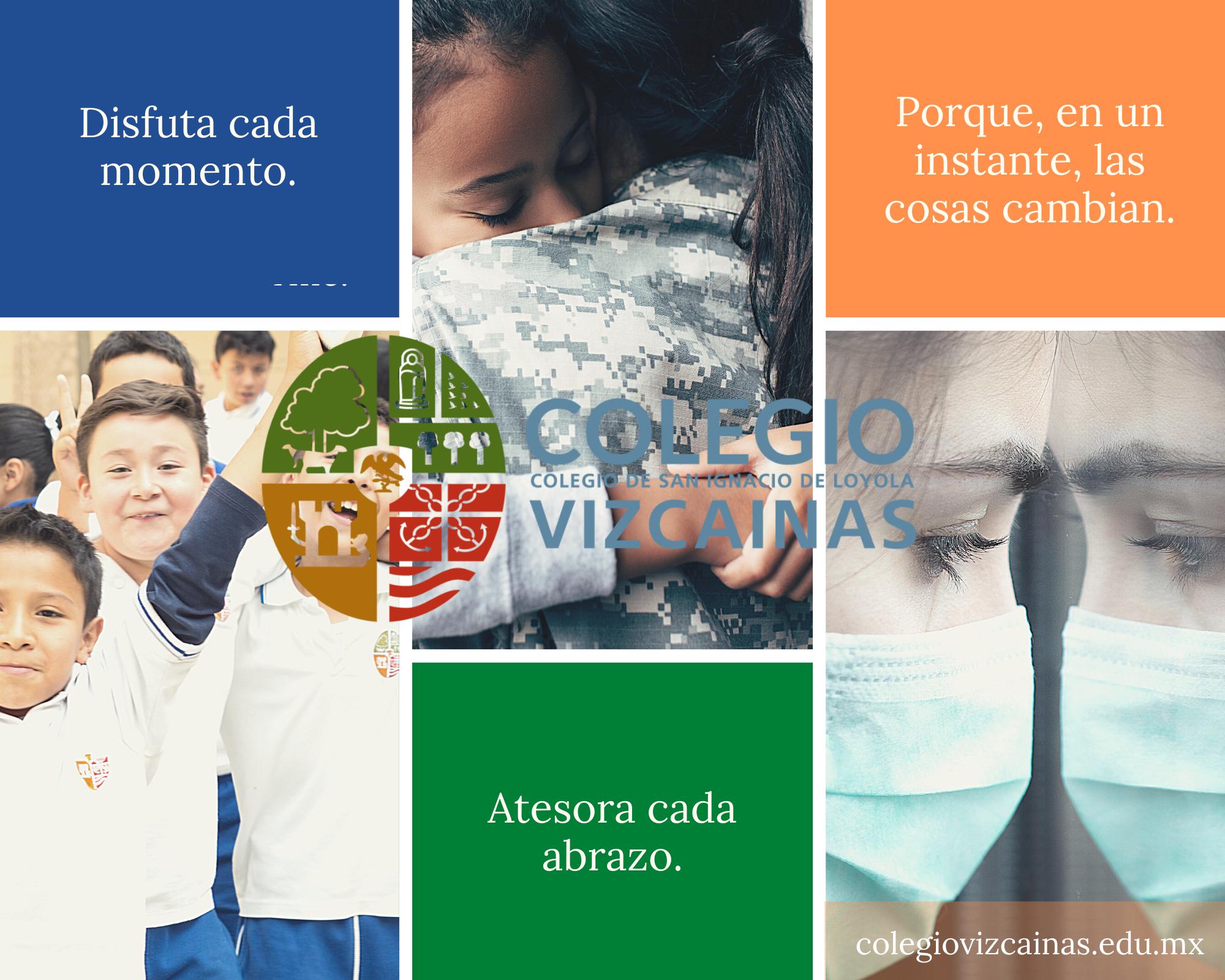 """Historia perteneciente a la saga """"Días para el recuerdo"""" del Colegio Vizcaínas"""